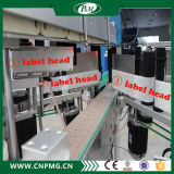 Máquina de etiquetado automática de encargo de tres etiquetas autoadhesivas