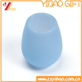 Vente à chaud de qualité alimentaire pliable en silicone/tasse à vin en caoutchouc (XY-SC-002)