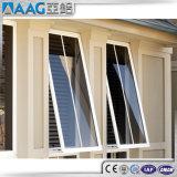 Finestra di alluminio appesa superiore della tenda (apertura esterna)