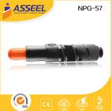 2017 toner compatibile di vendita caldo NPG-57 GPR-43 C-EXV39 per Canon