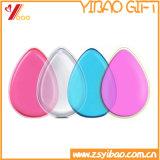Custom силиконовая насадка для макияжа силикон макияж средства губкой (XY-ПФ-119)