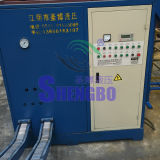 Bloc en aluminium automatique horizontal de puces faisant la machine (CE)