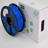 Filamento da impressora 3D do ABS 1.75/3mm do preço de grosso com Multi-Color