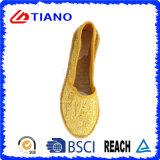 普及した平らで、快適なEspadrillesの偶然の女性の靴(TN36712)
