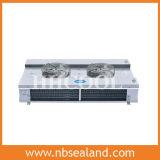 Doppeleinleitung-Luft-Kühlvorrichtung für Nahrungsmittelwerkstätten