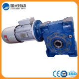 Cast Iron Body WORM Gearbox with Motor Explosion-Proof