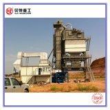 Protección del medio ambiente rentable estación de mezcla del asfalto caliente de la mezcla de 120 t/h