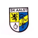 Kundenspezifisches Fußball-Sport-Handstickerei-Abzeichen