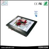 12.1 '' промышленных панелей все настольного компьютера экрана касания LCD в одном PC