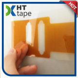 Bande de découpage de Polyimide de température élevée adhésive de silicones