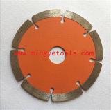 La prima de 12 pulgadas llanta segmentada de la hoja de diamante para materiales blandos