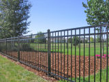 Rete fissa inossidabile rivestita del giardino della parte superiore piana della polvere di Ce/SGS