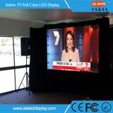 풀 컬러 HD P3 조정 임명 실내 LED 단말 표시