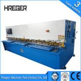 CNC het Hydraulische Scheren van de Straal van de Schommeling en de Scherpe Machine van de Plaat