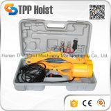 Kit de herramienta portable de la reparación del coche 12V gato hydráulico de elevación eléctrico