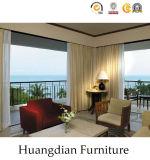 휴일 호텔 휴양지 호텔 침실 가구 디자인 (HD816)