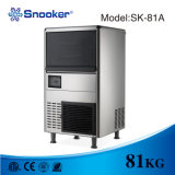 Ménage chaud de vente et générateur de glace commercial avec 80kgs/24h