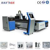 machine de découpage de laser d'acier inoxydable de 1kw 1.5kw 2kw pour l'industrie de tôle