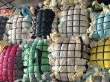 Nachfüllbarer Polyurethan aufbereitete Schaumgummi-Plastikfilm-Schrott-Höhe - Tief/mittlere Dichte