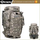 Im Freien jagenCamo Armee-Beutel-Flausch-militärischer taktischer Rucksack