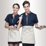 Uniforme dell'hotel, uniforme del ristorante ed uniforme della barra