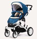 Neuer Entwurfs-Aluminiumrahmen-Kinderwagen mit Prüfung En1888