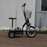 Ce самоката удобоподвижности 3 колес 350W 36V12ah электрический для постарето