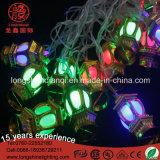 LEIDENE 220V Ster String Belt Lichten voor de Verlichting van de Decoratie van de Ramadan van Kerstmis