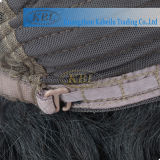 Pelucas naturales del pelo para los hombres negros (KBL-BH-BFL)
