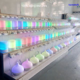 Diffusore ultrasonico bianco originale dell'aroma del prodotto DT-007 Quantum