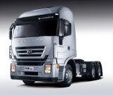 Iveco Genlyon 6X4 de Vrachtwagen van de Aanhangwagen met het Trekken van Ton 80-100