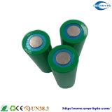Bateria de lítio única célula 18650