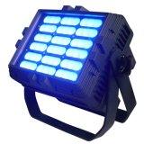 Lumière unique LED PAR LED de 54X3w 3in1 avec lentille spéciale