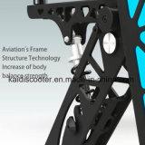 vespa eléctrica plegable del marco de aluminio 2-Wheel con la luz del LED