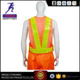 高品質En20471の反射安全衣服のベスト