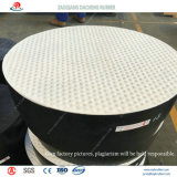 Brug Elastomeric Bearing Pads voor Infrastructure Construction in Pakistan (dat in China wordt gemaakt)