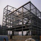 Entrepôt à trois niveaux de structure métallique avec le meilleur prix