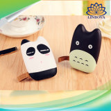 7800mAh OEM ODM Dual USB LED Totoro Power Bank