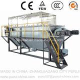 Machine de recyclage des déchets de lavage de plastique pour le film agricole