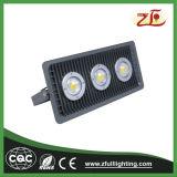 Luz de inundación de alto lumen precio de fábrica IP65 150W LED