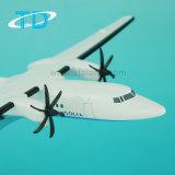 Fokker 50 Vliegtuig van de Hars van Aero Mongolië het Model Burgerlijke
