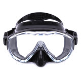 Het Duiken van het Gezicht van de Apparatuur van het vrij duiken snorkelt het Volledige Masker en Reeks