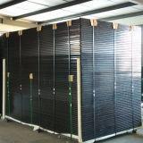 Polvere che ricopre acciaio tubolare che recinta/barriere di sicurezza tubolari/reti fisse tubolari