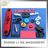 Piezas de aluminio de la bici del CNC Miling de Xiamen