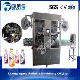 Botella de plástico completa línea de envasado de bebidas carbonatadas automática máquina