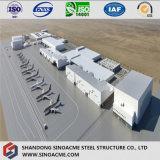 Stahlbinder-Zelle für Flugzeug-Hangar