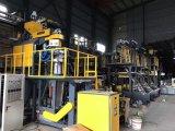 Cabezal giratorio Co-Extrusion Blowning de doble capa de película la máquina