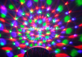 مصغّرة [ديسك برتي] ضوء [لد] [رغب] بلّوريّة سحريّة كرة ضوء