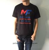 Super Дышащий сетчатый мужская футболка с логотипом печати