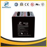 Ventil-geregelte und wartungsfreie 2V 2000AMP Solarbatterie für nach Hause Sonnensystem 5k
